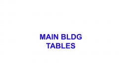 MAIN-BLDG-TABLES