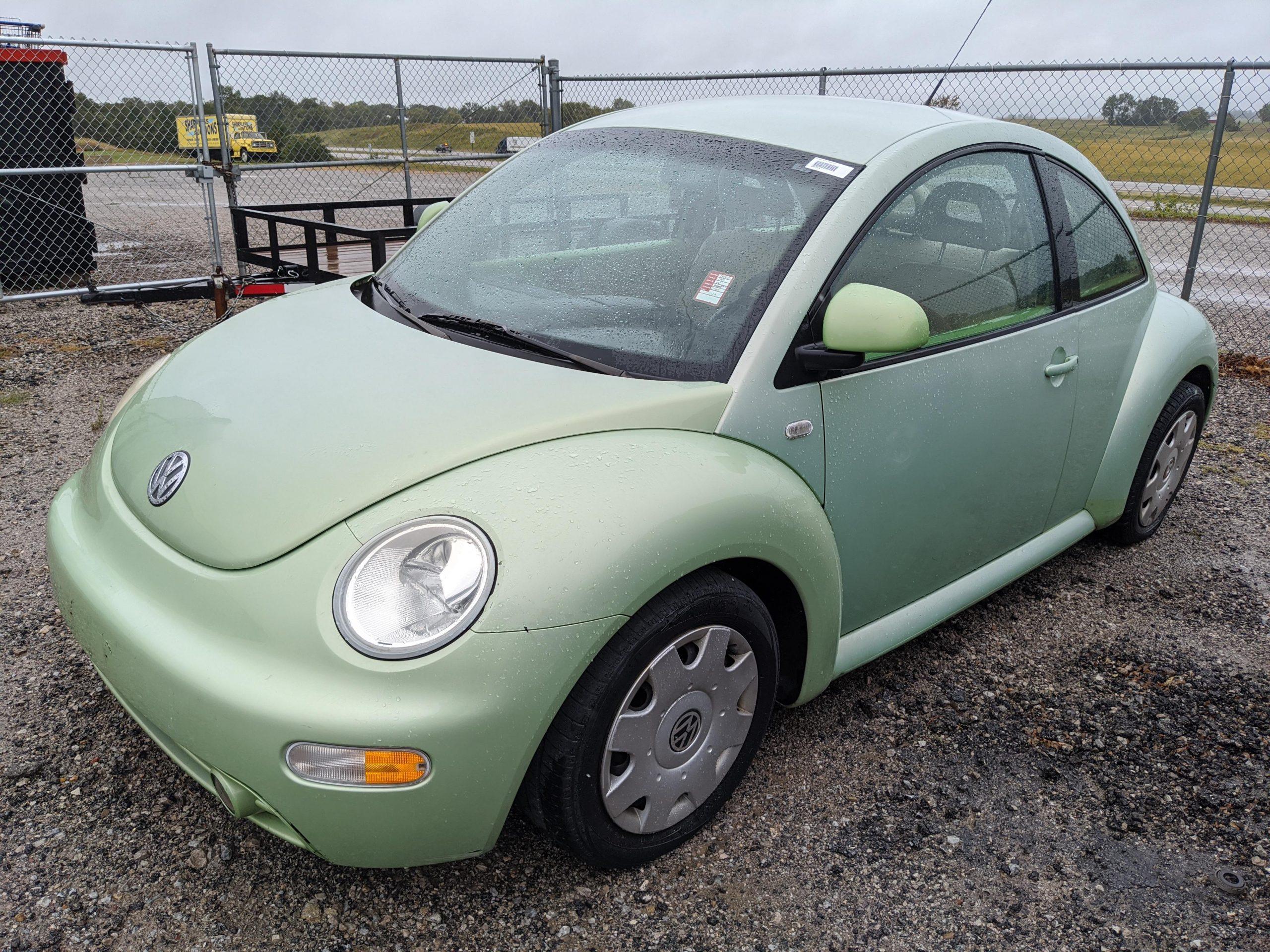 99 Volkswagen Beetle - 2