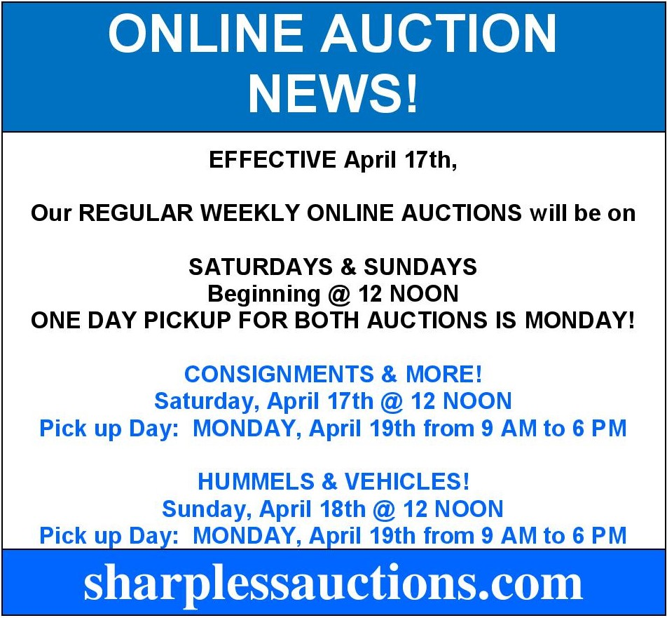 ONLINE AUCTION NEWS April 17th_crg